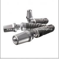 Buy cheap 2014 New Titanium Dental Implant, Made of Ti6Al4V from wholesalers