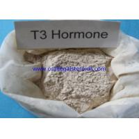Buy cheap Liothyronine Sodium Natural Woman Bodybuilder , Young / Black Women Bodybuilders Thyroid Hormone from wholesalers