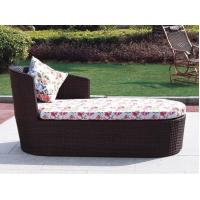 Buy cheap 2014 China garden rattan chaise lounge furniture from wholesalers
