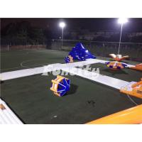 Buy cheap Customizable Inflatable Theme Park Slide , Inflatable Backyard Water Park With CE Approved from wholesalers