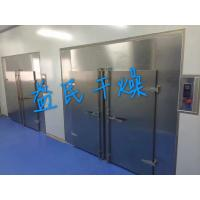 Buy cheap CT-C Series Industrial Drying Equipment Hot Air Drying Oven With Trolley / Tray from wholesalers