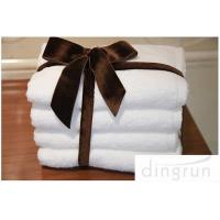 Buy cheap Pure Cotton Personalized Face Wash Towel Eco-friendly Hotel Use from wholesalers