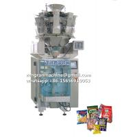 Buy cheap peanut/chestnut/almonds/pistachios food packaging machine from wholesalers