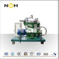 Buy cheap Power Stations Centrifugal Oil Purifier , Diesel Fuel Centrifugal Separator from wholesalers