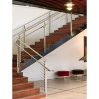 Buy cheap stainless steel railing railing for stairs cable railing decorative balustrade from wholesalers