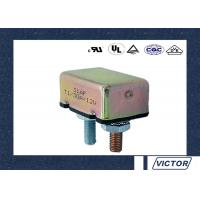 Buy cheap Single Phase Motor Protection Automatic Reset 12V DC Circuit Breaker Fridge from wholesalers