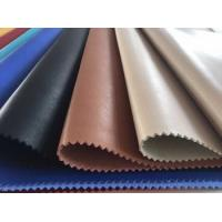 Buy cheap shoes upper microfiber from wholesalers