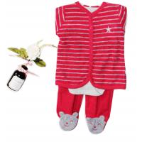 Buy cheap Little Children Clothes Newborn Baby Girl Clothes Baby Gear 3 Piece Set from wholesalers