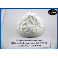 Buy cheap Legal Oral White Powder Anabolic DianabolSteroid High Purity CAS 72-63-9 For Building Muscle from wholesalers