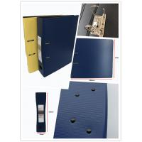 Buy cheap 2017 new design hot selling factory price X Spine A4 3 PP foam lever arch file from wholesalers