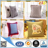 Buy cheap Custom Decorative Throw Pillows , Polyester Printed Frozen Pillow Case for Sofa or Bed from wholesalers