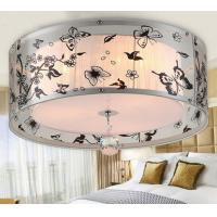 Buy cheap Factory price Most Popular modern crystal ceiling lamp glass ceiling light from wholesalers