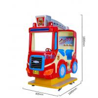 Buy cheap Electric Racing Car Arcade Kiddie Rides Custom Sticker For Shopping Mall from wholesalers