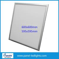 Buy cheap 8.8mm Flat Led Light Panels For Drop Ceiling 595 X 595 Elegant Appearance from wholesalers