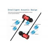 Buy cheap Lightweight Noise Cancelling Sport Earbuds , Noise Cancelling Earbuds With Mic from wholesalers
