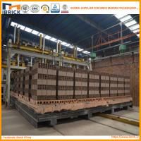 Buy cheap Auto brick production line automatic clay brick tunnel kiln from wholesalers