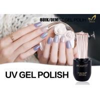Durable Three Step Gel Fingernail Polish , 1KG Bulk Soak Off Gel Nail Polish