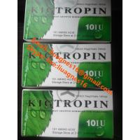 Buy cheap Anti Aging HGH Weight Loss Growth Hormone Kigtropin 100 Iu Somatropin High Purity from wholesalers