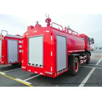Buy cheap Water Pump Fire Fighting Truck with Right Hand Drive / Left Hand Drive Type from wholesalers