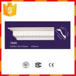 Buy cheap High density light weight waterproof PU foam cornice moulding from wholesalers