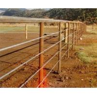 China 3/8 Galvanized Steel Wire Rope Strand For A Livestock Instalation ( Ranch ) , Cattle Yard on sale