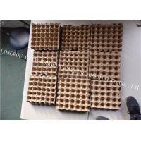 Buy cheap CE Certificated Egg Box Making Machine Rotary Forming / Multi Layers Drying Model product