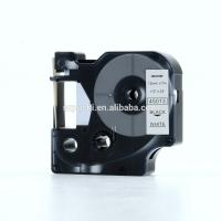 Buy cheap DYMO d1 label tapes D1 label cassette 45013 DYMO 12mm dymo label printer 1/2X7m from wholesalers