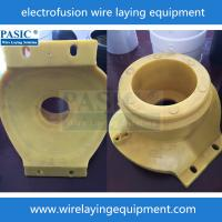 Buy cheap PASIC CNC electrofusion fittings saddle pe wire laying machine for electrofusion saddle from wholesalers