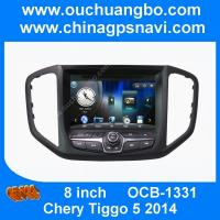 Buy cheap Ouchuangbo Chery Tiggo 5 2014 autoradio DVD gps radio navi with AUX MP3 SD 2015 Russia map from wholesalers