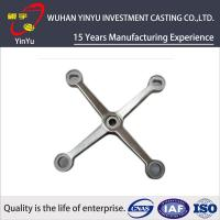 Buy cheap Sand Blast Treatment Aerospace Investment Casting , Mild Steel Casting Parts from wholesalers