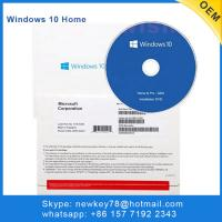 Buy cheap Original Microsoft Windows 10 Home Single Language Oem Lifetime Warranty from wholesalers