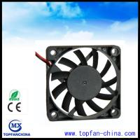 Buy cheap 60mm 5V / 12V DC Axial CPU Cooling Fan With Die Cast Aluminum Frame from wholesalers