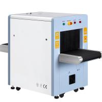 Buy cheap Detection Image Portable X Ray Baggage Scanner 8 Mm Penetration 24- Bit True Color Display from wholesalers