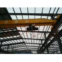 Buy cheap China Made Single Girder Overhead Crane with Frog type electric hoist from wholesalers