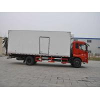 Buy cheap Popular Freezer Box Truck , Refrigerated Van Truck For Vegetable / Fruit from wholesalers