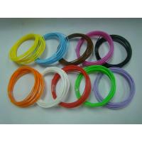 Buy cheap PLA ABS 3D Printer Filament 1.75mm 3mm / 3d Printing Materials product