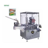 Buy cheap Fully Automatic Cartoning Machine For Aluminum Plastic Blister 1600 Kgs product