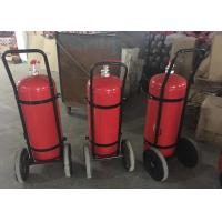 Buy cheap ABC Powder Trolley Fire Extinguisher 50Kg Easy Installation For Underground from wholesalers