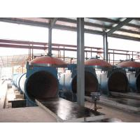 China Textile Sand Lightweight AAC Brick Autoclave Pressure Vessel / AAC Block Plant on sale