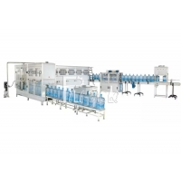 Buy cheap Mineral Water SUS 304 5 Gallon Water Filling Machine from wholesalers