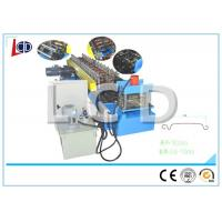 Buy cheap High Speed Roller Shutter Door Roll Forming Machine 32MPa Yield Strength from wholesalers