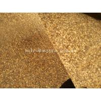 Buy cheap Cork Rubber Flooring Underlay Mat Gasket Materials Rubber Sheet Used For Gym Yoga Mat from wholesalers