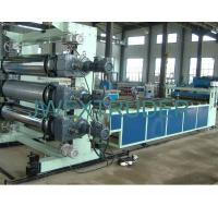 Buy cheap PE.PP.PVC Wood-Plastic board Extrusion Line from wholesalers