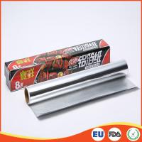Buy cheap Household Aluminium Foil Roll Paper Food Grade For Cooking / Baking SGS Standard from wholesalers