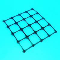 Buy cheap Extruded Polypropylene Plastic Geogrid Soil Reinforcement Biaxial Geogrid from wholesalers
