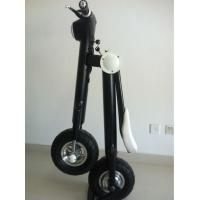 Buy cheap Intelligent Portable Folding Electric Bike / Bicycle , 35KM/H max Speed from wholesalers