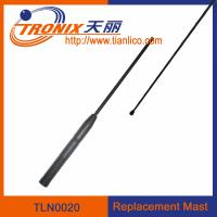 Buy cheap 1 section mast car antenna/ car replacement mast antenna/ car antenna accessorie product