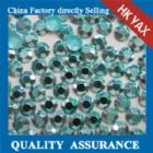 Buy cheap hot fix aluminium rhine stud hotfix aluminium rhine stud YX1131-GREEN color from wholesalers