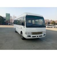 Buy cheap Luxury Utility Vehicle 30 Passenger Coach Diesel With Video Player After-sales from wholesalers