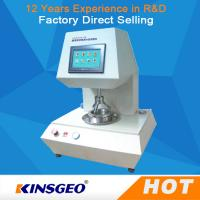 Buy cheap Automatic Fabric Water Permeability Tester , Air Permeability Test Equipment KJ-C064 from wholesalers